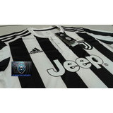Camiseta Juventus Italia 2017/2018 Original - Envio Gratis
