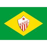 Bandeira Do Rio Branco Do Acre + Bandeira Do Brasil