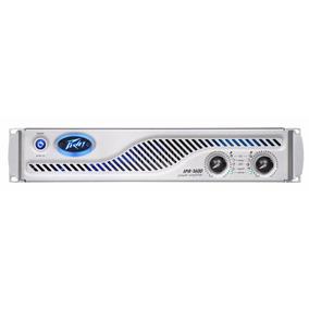 Peavey Ipr 1600 Super Lightweight Pa Power Amp 800w+800w