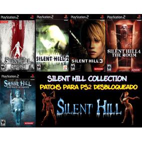 Coleção Silent Hill Para Playstation 2