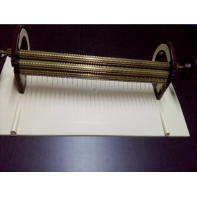 Maquina Plizadora De Tela Para Bordado De Smock