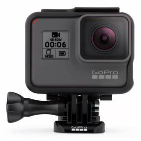 Câmera Digital Gopro Hero 6 Black 12mp Com Gravações Em