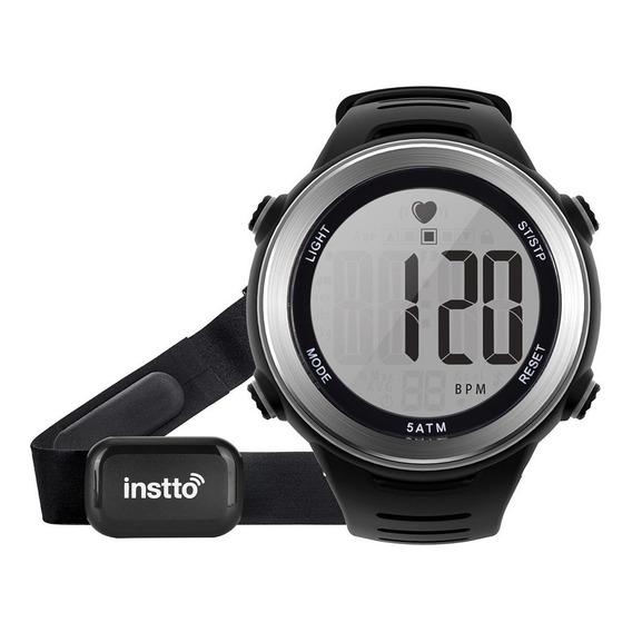 Smartwatch Running Banda Cardio Instto Calorias