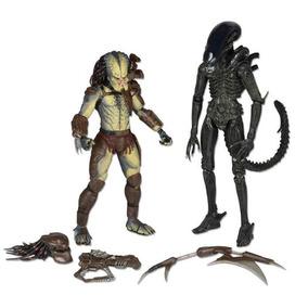 Pack Alien Vs Predator Predador Avp Neca
