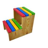 Ingeniacrea: Torre Aprendizaje Montessori Banco 2 Pasos