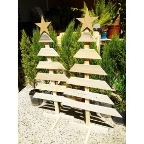 arbol navidad madera pino envios - Arbol De Navidad De Madera