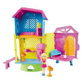 Polly Pocket Casa Club De Polly
