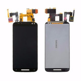 Modulo Display Tactil Moto X Style Pure 1572 1575 Con Marco