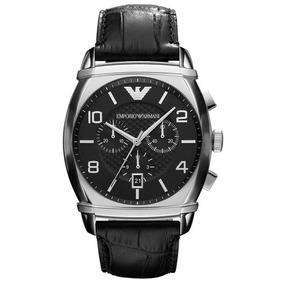 7368761cddb Relógio Emporio Armani Ar A910 Crono Caixa 45 Novo - Joias e ...
