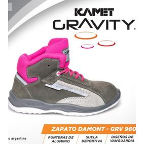 Zapato Y Botas Kamet De Seguridad Deportivo