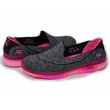 Zapatillas Zapatos Skechers Go Flex Walk Mujer Original