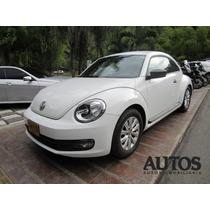 Volkswagen New Beetle Cc 2500 Mt