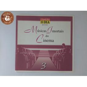 Cd Musicas Imortais Do Cinema Vol 3 Coleçao - Ganha Capa B2