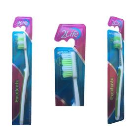 Cepillo Dental Limpiador D Lengua Mediano 2life Super Precio