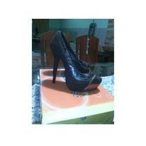Zapatos Plataforma Super Oferta Nuevos