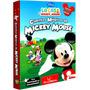 Libros Cuentos Mickey Mouse Disney + Dvd, Nuevo, Original