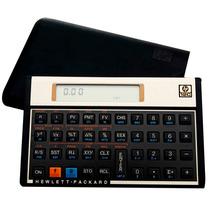 Calculadora Financeira Hp 12c Gold Original Português Hp12c