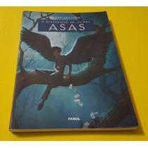 O Misterioso Sr. Spines - Asas - Jason Lethcoe - Farol
