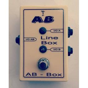 Pedal Ab-box Seletor De Linha