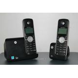 Teléfono Inalámbrico Motorola Con Anexo
