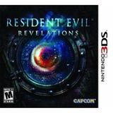 Nuevo - Resident Evil Revelations 3ds De Capcom