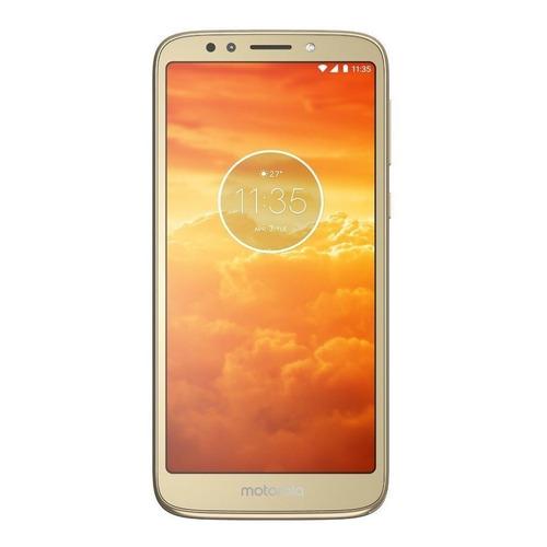 Moto E5 Play (Go Edition) Dual SIM 16 GB Dourado 1 GB RAM