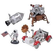 Space Adventure Model Kit Lunar Rover - Dtc - Cod. 3434