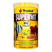 Tropical Alimento Para Peces Escamas Supervit 100g