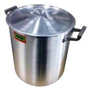 Olla Aluminio N° 30 Gastronómica Tresso 20 Litros