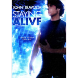 Dvd Sobreviviendo ( Staying Alive ) 1983 - Sylvester Stallon