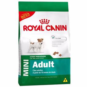 Ração Royal Canin Mini Adult Raças Pequenas 7,5 Kg +brinde