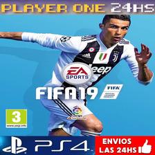 Fifa 19 Ps4 Digital Español Latino | Juga C/ Tu Id | 50% Off