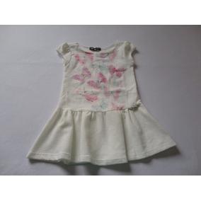 Vestido Infantil Arte Menor Tamanho 01 - Cod. C3
