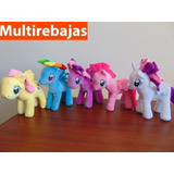 Peluche Peluches My Little Pony 40cm Largo
