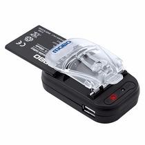 Cargador Universal Para Telefono Celular Camara Digital Usb