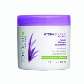 Mascara Cabellos Secos 150g Biolage Hydrasource Matrix