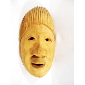Antigua Mascara Aborigen #8