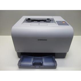 Samsung Color Laser Printer Clp-300 Series Preço Top!!!