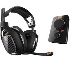 Headset Astro A40 Tr + Mixamp Pro Tr Ps4