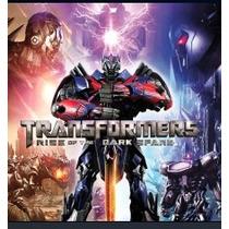 Transformers/ Rise Of The Dark Spark Midia Digital Psn Ps3
