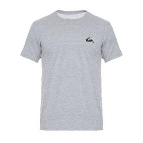 3 Camisetas Quiksilver Embroyed Cool Original