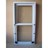 ventana de aluminio tipo guillotina 1 00 x 1 20 en mercado