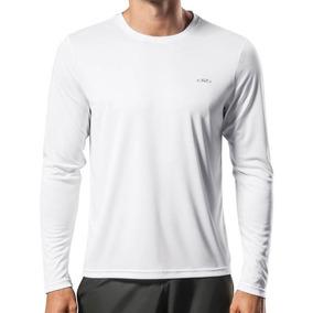 Camisa Termica 2 Pele Olympikus Com Dupla Proteção Uv Fps-50. 4 cores. R  59  99 a1870e8a10473