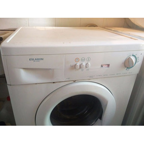 Lavarropas Eslabón De Lujo Modelo Efa 600
