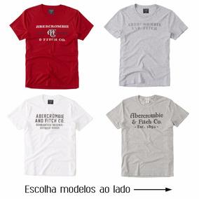 Camiseta Abercrombie & Fitch - Hollister Original