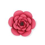 Flores De Papel De 40 Cm, Cartulina, Fiestas, Decoración