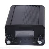 Transmissor De Rádio Fm Pll Stereo Digital 7w