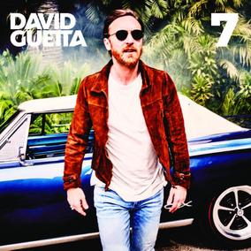David Guetta 7 - Cd Duplo 2018 Pronta Entrega - Original