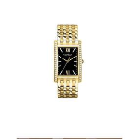 f67030b9795 Relogio Caravelle New York 44l119 Relógio De Cristal Análogo