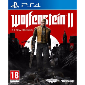 Wolfenstein 2: The New Colossus Ps4 | 1º Digital | New Level
